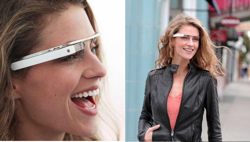 Google Glass: Wall Street Journal(ist) testet Google-Brille