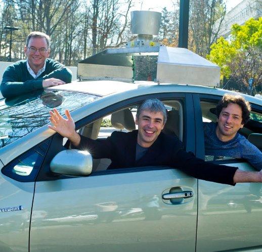 Machtwechsel bei Google: Larry Page CEO, Schmidt weiter an Bord