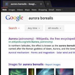 Google: Optimierte Suchergebnisse für Android-Tablets