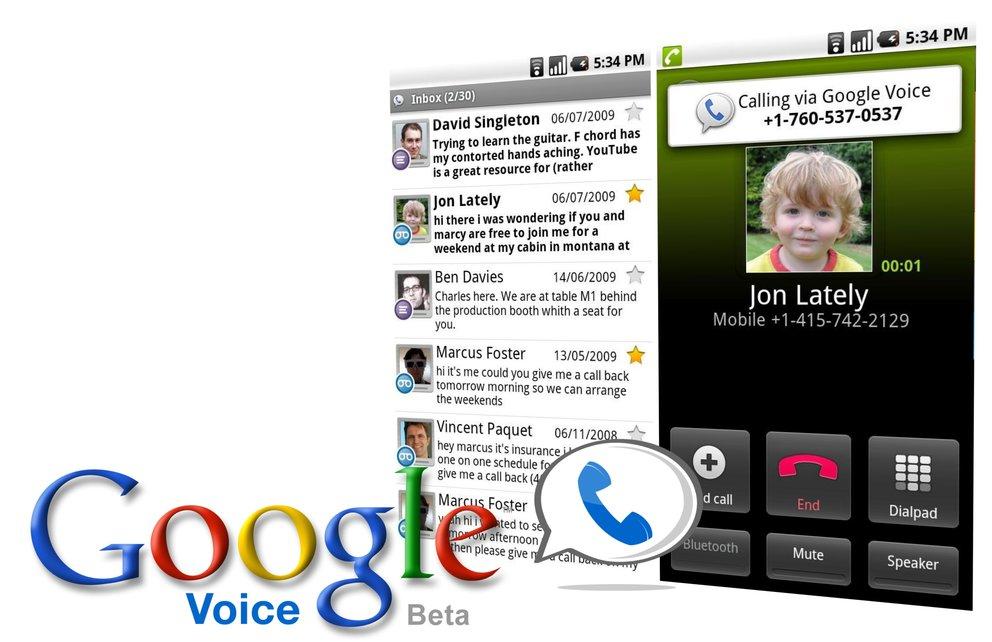 Google Voice: Deutschland-Start in Kürze?