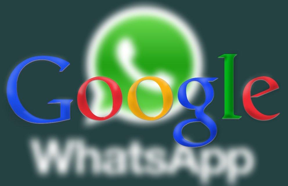 WhatsApp: Gerüchte um Übernahmegespräche mit Google – zu 1&nbsp&#x3B;Milliarde Dollar