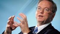 Google: Eric Schmidt schreibt Buch über Zukunft des Internets
