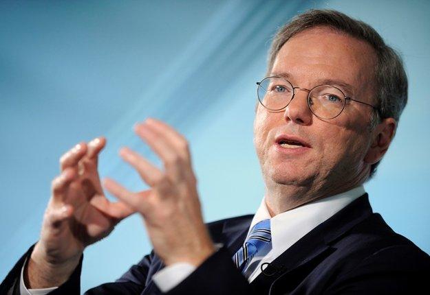 "Google-Chairman Eric Schmidt: ""Android sicherer als das iPhone"""