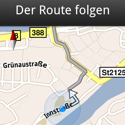 Google Maps Navigation bald mit Offline-Modus