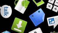 Gravity Home: Herumwirbelnde Icons auf dem Homescreen
