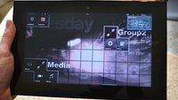 fusionGarage Grid 10: Selbsterklärter Tablet-Revolutionsführer im Hands-on