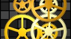 Groovy Gears: Knobelspiel für Am-Rad-Dreher