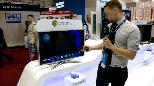 Google Set-Top Box: Bereits im Januar mit Kamera und Bewegungssensor vorgeführt