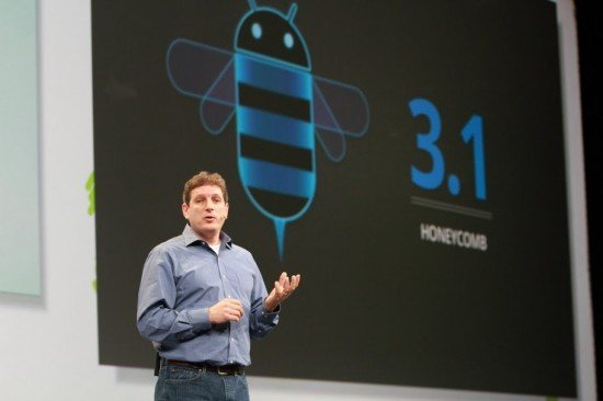 Android Honeycomb 3.1: Das Tablet-Update im Video