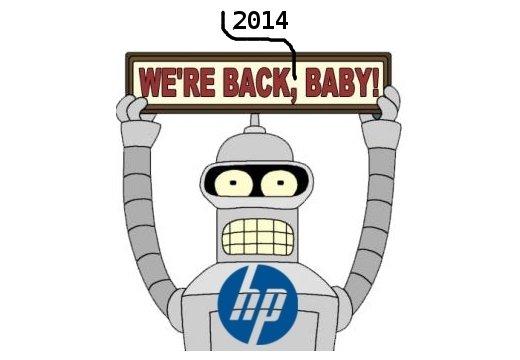 HP: Doch kein Android-Smartphone für 2013 geplant