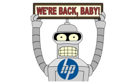 HP Bender: Android-Smartphone in Benchmark gesichtet