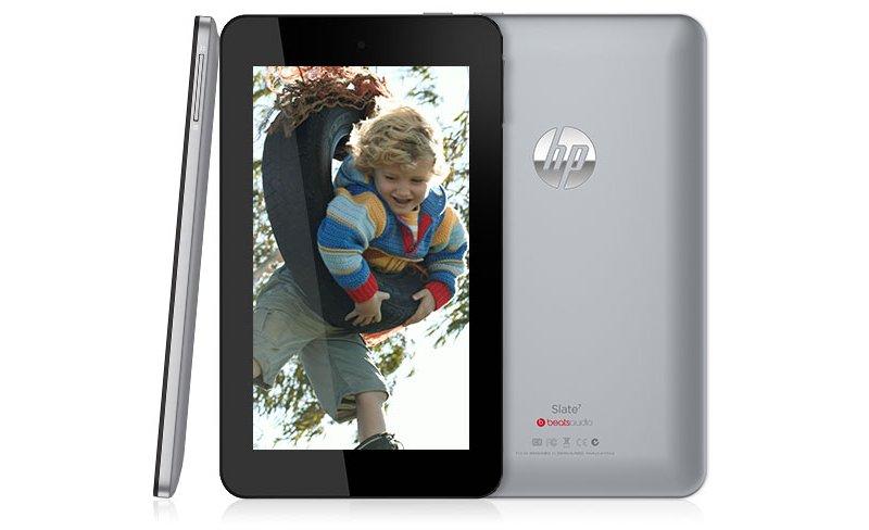 HP Slate 7: Ab Mitte Mai für 150 Euro in Deutschland erhältlich