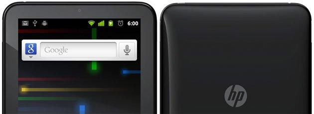 HP Touchpad: Zweiter Frühling dank Team TouchDroid?