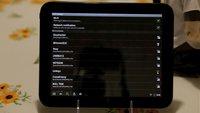 HP TouchPad: Android-Port vom CyanogenMod-Team jetzt mit WLAN, Sound & mehr
