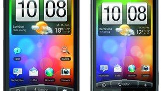 HTC Desire HD und Desire Z: Gingerbread Updates schon im April?