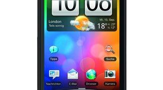 HTC Desire HD: Android 2.3.5-Update mit HTC Sense 3.0 wird verteilt