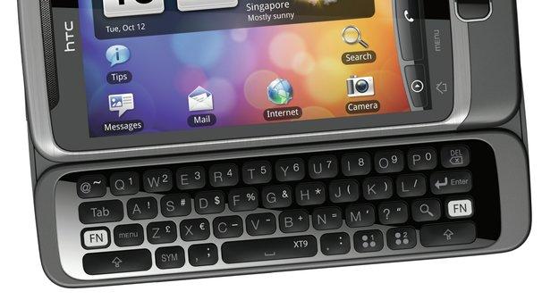 HTC: Keine Smartphones mit Hardware-Tastatur mehr