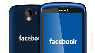 Facebook Phone: Mark Zuckerberg plant Smartphone mit Samsung [Gerücht]
