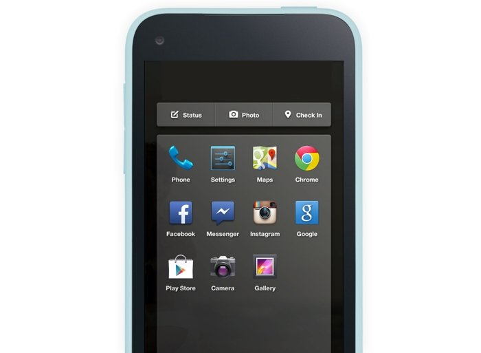Facebook Home: Livestream, erste Screenshots, Bilder vom HTC First