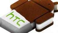 Ice Cream Sandwich: Update-Liste für HTC-Geräte aufgetaucht