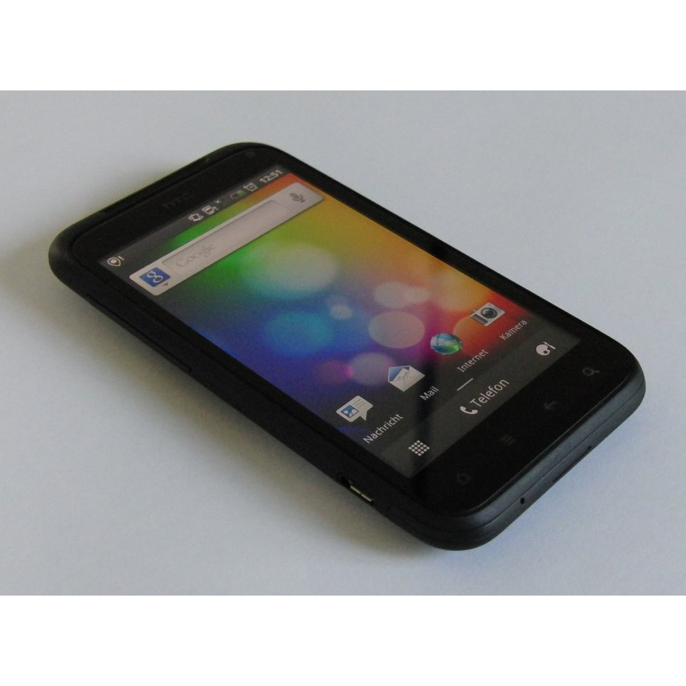 HTC Incredible S, Flyer: OTA-Updates für weitere HTC-Androiden