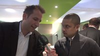 HTC One: Interview mit Fabian Nappenbach von HTC [MWC 2013]
