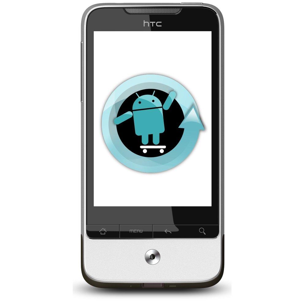 HTC Legend: Froyo per CyanogenMod 6.1