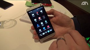 HTC One: Hands-On-Video von Software und Sense 5