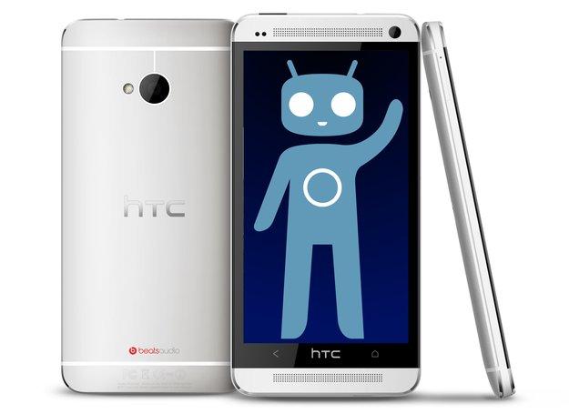 HTC One: Erste CyanogenMod-Alpha verfügbar