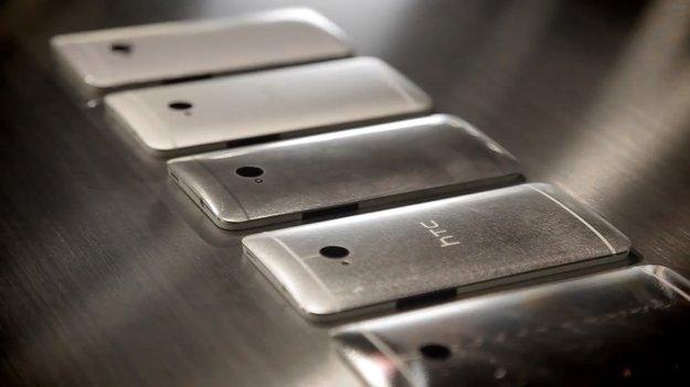 HTC One: Design und Gerätefertigung im Video
