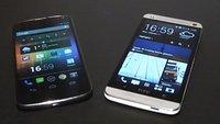 HTC One: Im Videovergleich mit Galaxy S3 und Nexus 4
