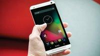 Android 4.3: Auf dem HTC One bei Bluetooth-Zulassungsstelle gesichtet