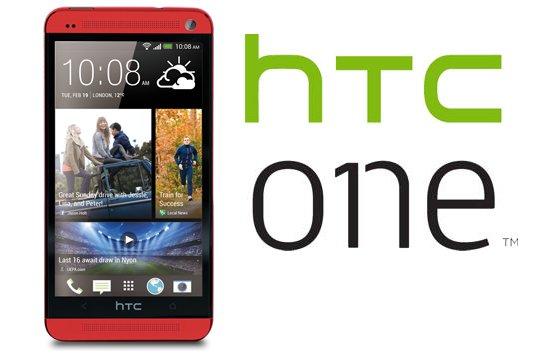 HTC One: Rote Variante erneut aufgetaucht