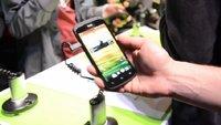 HTC One X, HTC One S: Erster Blick auf Flaggschiff und Designer-Smartphone [MWC 2012]