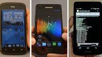 Android-Charts: Die beliebtesten androidnext-Artikel der Woche (KW 16, 2012)