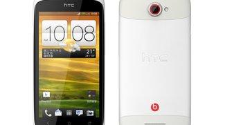 HTC One S: Special Edition in Weiß und mit 64 GB Speicher