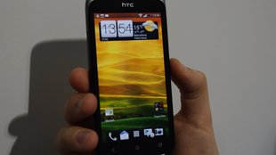 HTC One S: Stylisches Smartphone im Hands-On [MWC 2012]
