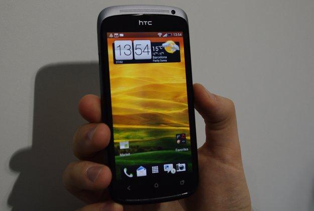 HTC One S: Stylisches Smartphone im Hands-On [MWC 2012]