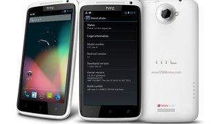 HTC One X: Jelly Bean-Portierung verfügbar