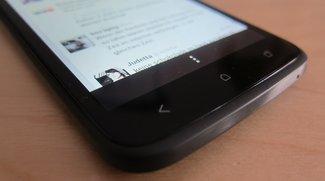 HTC One X: Menü-Schaltfläche per Mod entfernen