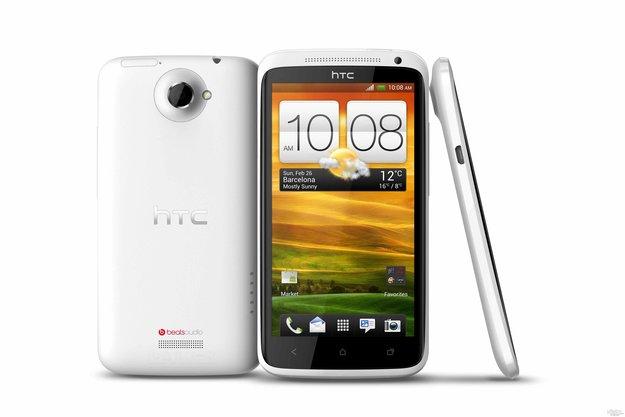 HTC One XL: LTE-Smartphone ab Juni, auch im freien Handel