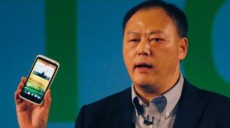 HTC: Langjähriger Firmenchef Peter Chou tritt zurück, Cher Wang übernimmt