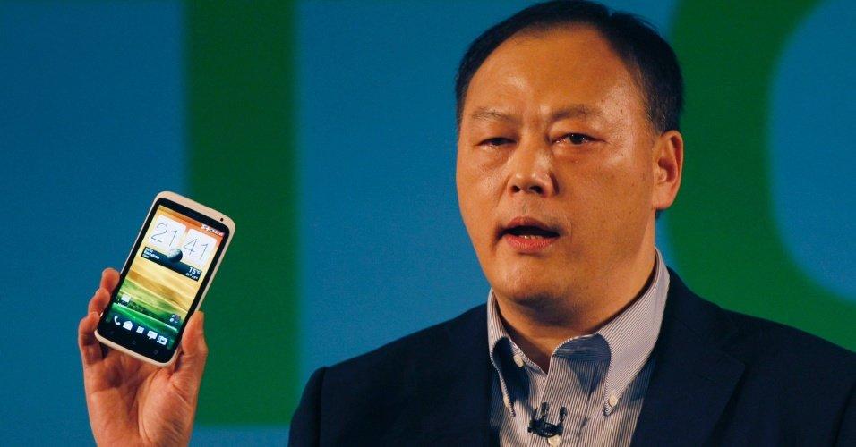 HTC-Chef Peter Chou: Rücktritt, falls HTC One fehlschlägt