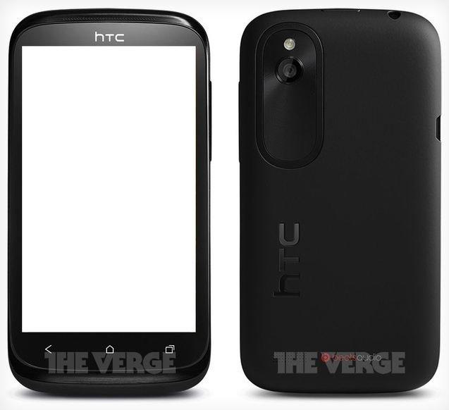 HTC Proto: Erste Bilder aufgetaucht [Update: HTC Desire V?]