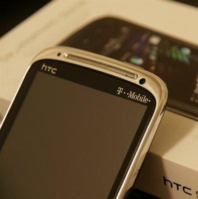 HTC Sensation: Hardware-Modifikation für Chrom-Optik