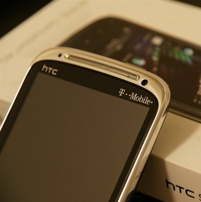 HTC Sensation: Hardware-Modifikation für Chrom-Optik