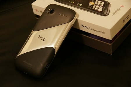 htc sensation chrome