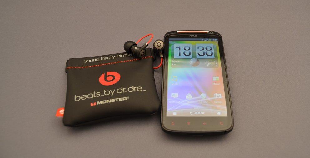 "HTC Sensation XE: Testbericht zum ersten ""beats audio""-Smartphone"