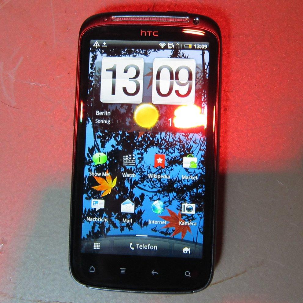 HTC Sensation: Systemabbild bestätigt verschlüsselten Bootloader
