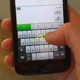 HTC Trace: Sense 3.0 wird mit Swype-Klon kommen